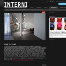 KOIS ASSOCIATED ARCHITECTS  Vegetecture Book for Interni magazine