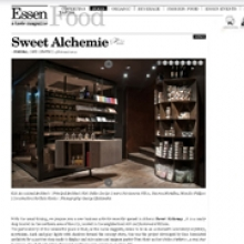 KOIS ASSOCIATED ARCHITECTS  Sweet Alchemy