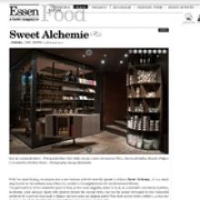 KOIS ASSOCIATED ARCHITECTS  Sweet Alchemy