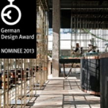 KOIS ASSOCIATED ARCHITECTS  Sweet Alchemy German Design Awards