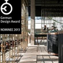 KOIS ASSOCIATED ARCHITECTS  Sweet Alchemy German Design Awards