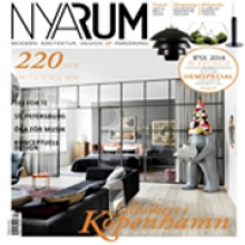 KOIS ASSOCIATED ARCHITECTS  Sweet Alchemy NYARUM magazine