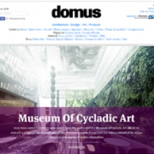 KOIS ASSOCIATED ARCHITECTS  Museum of Cycladic Art Domus Web