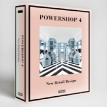 KOIS ASSOCIATED ARCHITECTS  Frame Book Powershop4 Sweet Alchemy Linea Piu Boutique