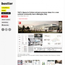 KOIS ASSOCIATED ARCHITECTS  Space to Culture Bustler