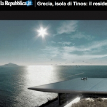 KOIS ASSOCIATED ARCHITECTS Mirage Infinity Pool for La Republica