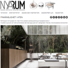 KOIS ASSOCIATED ARCHITECTS Museum of Cycladic Art for NYARUM magazine