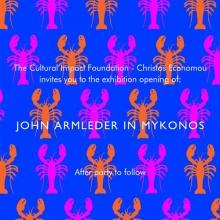 C.E CULTURAL IMPACT FOUNDATION - JOHN ARMLEDER